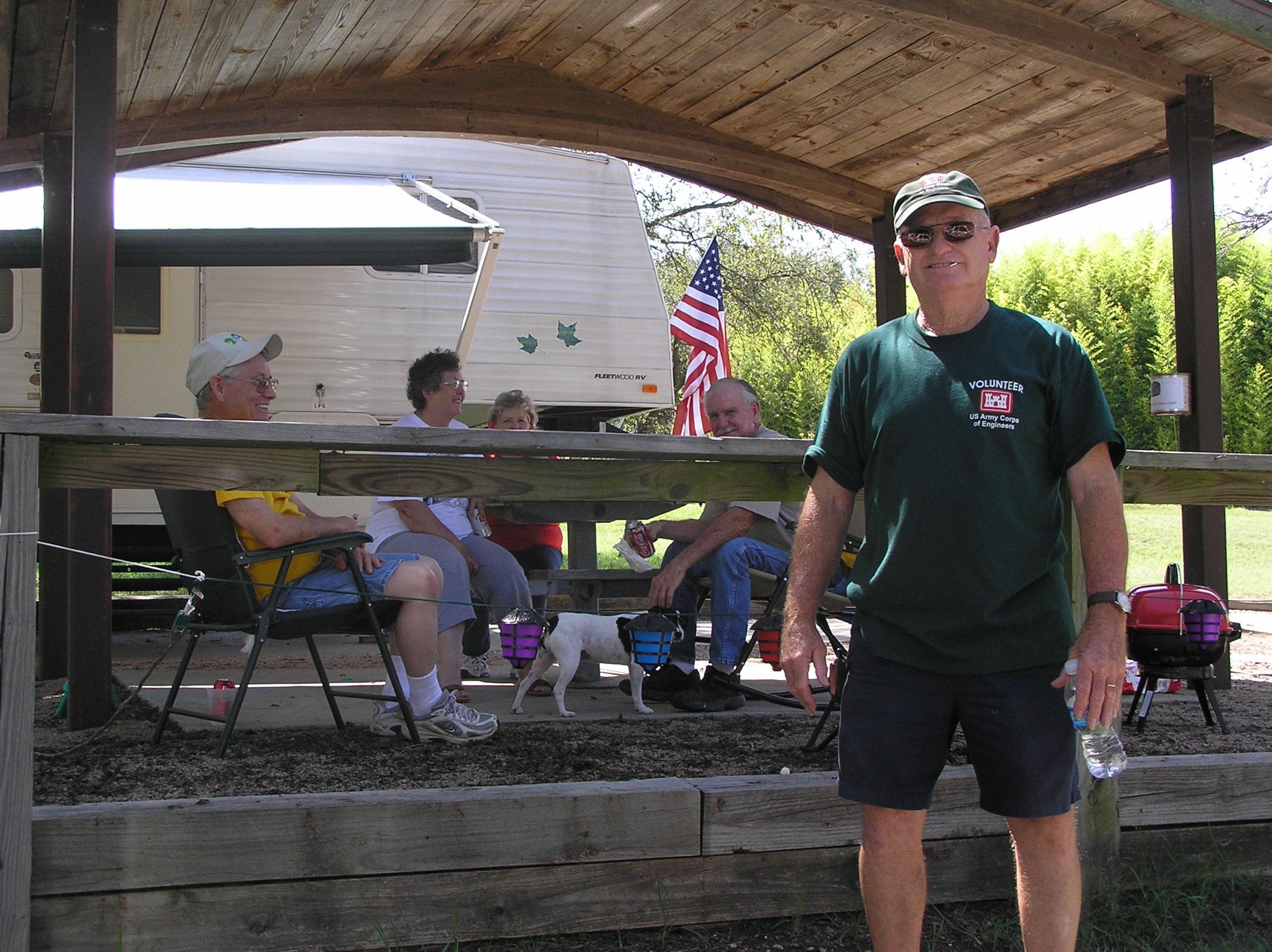 Corps Lakes Gateway: Camping