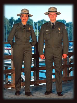National Park Service Uniform